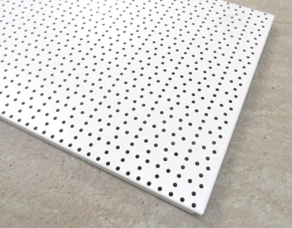 Lochwand 100x40 cm Juraweiß gebraucht Ladenqualität