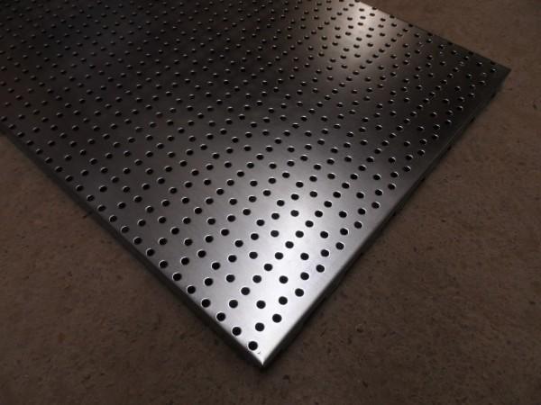Lochwand 100x40 cm verzinkt neu
